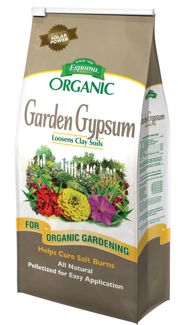 Gypsum Soil Helper