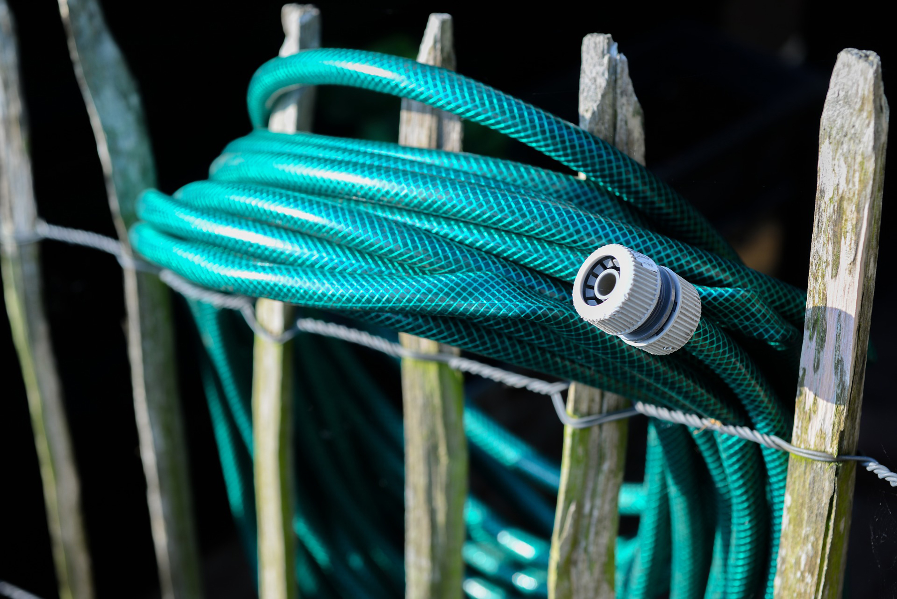 Winterizing your garden hose