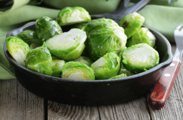 brussels sprouts for dinner